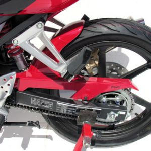 rear hugger CBR 125 R 2004/2006 Rear hugger Ermax CBR 125 R 2004/2006 HONDA MOTORCYCLES EQUIPMENT