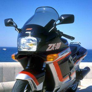 bolha proteção máxima ZX 10 TOMCAT Bolha proteção máxima Ermax ZX 10 TOMCAT KAWASAKI EQUIPAMENTO DE MOTOS