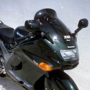 high protection windshield ZZR 1100 1993/2001