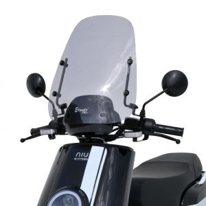 high protection windshield Niu NGT 2018/2019 High protection windshield Ermax Niu NGT 2018/2019 NIU SCOOT SCOOTERS EQUIPMENT