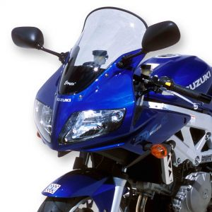 bulle haute protection SV 1000 S 2003/2017 Bulle haute protection Ermax SV 1000 N/S 2003/2007 SUZUKI EQUIPEMENT MOTOS