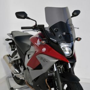 high protection windshield 2011/2014 High protection screen Ermax CROSSRUNNER 800 2011/2014 HONDA MOTORCYCLES EQUIPMENT
