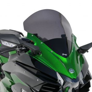 high protection windshield NINJA H2 SX SE 2019/2020 High protection screen Ermax NINJA H2 SX SE 2019/2020 KAWASAKI MOTORCYCLES EQUIPMENT