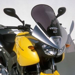 Bolha proteção máxima TDM 900 2002/2014 Bolha alta + 10 cm Ermax TDM 900 2002/2014 YAMAHA EQUIPAMENTO DE MOTOS