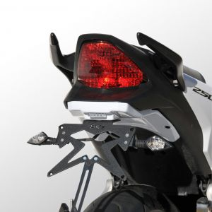 license plate holder CBR 250 2011/2017 License plate holder Ermax CBR250 2011/2017 HONDA MOTORCYCLES EQUIPMENT