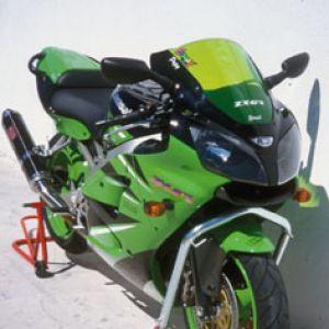 bolha tamanho de origem ZX 6 R 636 2000/2002 Bolha tamanho de origem 2000/2002 Ermax ZX 6 R 1998/2002 KAWASAKI EQUIPAMENTO DE MOTOS