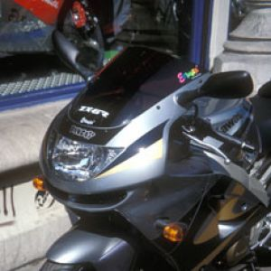 original size screen ZX 6 R 1998/1999 Original size screen 1998/1999 Ermax ZX 6 R 1998/2002 KAWASAKI MOTORCYCLES EQUIPMENT