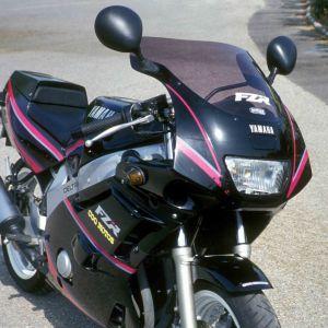 bolha tamanho de origem FZR 600 91/93 Bolha tamanho de origem 1991/1993 Ermax FZR 600 1989/1995 YAMAHA EQUIPAMENTO DE MOTOS