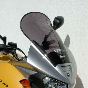 bolha proteção máxima TDM 900 2002/2014 Bolha alta + 15 cm Ermax TDM 900 2002/2014 YAMAHA EQUIPAMENTO DE MOTOS
