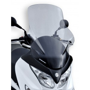 Ermax high windshield 125 Burgman 2007/2018 High windshield Ermax 125/200 BURGMAN 2007/2019 SUZUKI SCOOT SCOOTERS EQUIPMENT