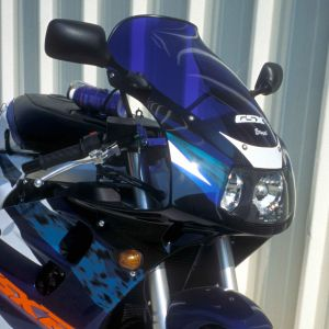high protection windshield GSXR 1100 95/98