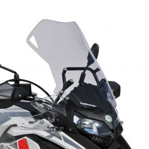high protection windshield TRK 502 X 2017/2020