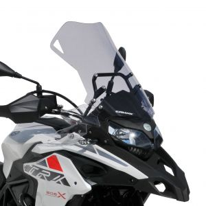 high protection windshield TRK 502 X 2017/2020 High protection screen Ermax TRK 502 X 2017/2020 BENELLI MOTORCYCLES EQUIPMENT