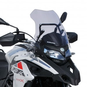 original size screen TRK 502 X 2017/2020 Original size screen Ermax TRK 502 X 2017/2020 BENELLI MOTORCYCLES EQUIPMENT