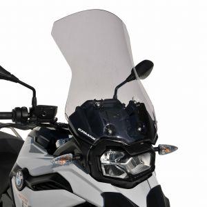 bolha proteção máxima F 750 GS 2018/2020 Bolha alta Ermax F 750 GS 2018/2020 BMW EQUIPAMENTO DE MOTOS