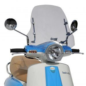 high protection windshield LAMBRETTA LN 125 2012/2014 High protection windshield Ermax LAMBRETTA LN 125 2012/2014 LAMBRETTA SCOOT SCOOTERS EQUIPMENT