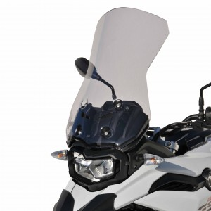 high protection windshield F 750 GS 2018/2020