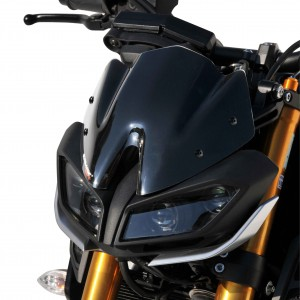 hypersport screen MT 09(FZ 9) 2017/2020 Hypersport nose screen Ermax MT-09 / FZ-09 2017/2020 YAMAHA MOTORCYCLES EQUIPMENT