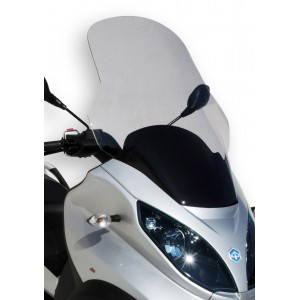 Pare-brise haute protection Ermax MP3 2007/2012 Pare-brise haute protection Ermax MP3 125/250/300/400 2007/2012 PIAGGIO SCOOT EQUIPEMENT SCOOTERS