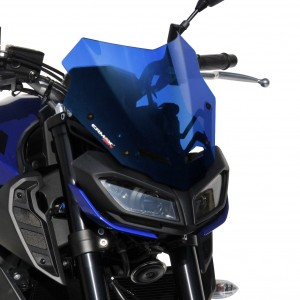 Ermax sport screen MT-09 / FZ9 2017/2020 Sport screen Ermax MT-09 / FZ-09 2017/2020 YAMAHA MOTORCYCLES EQUIPMENT