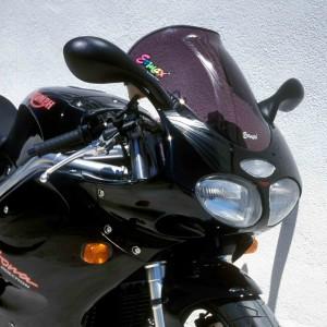 bolha proteção máxima DAYTONA T 595/955 I 97/2001 Bolha alta Ermax DAYTONA T 595/955 I 1997/2001 TRIUMPH EQUIPAMENTO DE MOTOS
