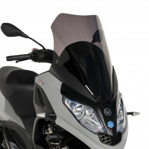 Touring windshield MP3 300 HPE and HPE sport 2019/2020 Sport touring windshield Ermax MP3 300 HPE / HPE Sport 2019/2020 PIAGGIO SCOOT SCOOTERS EQUIPMENT