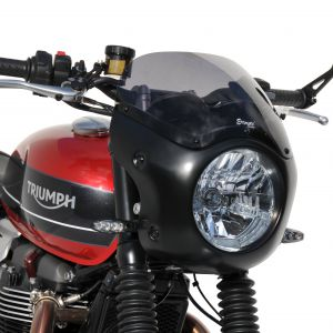 Carenagem farol CAFE RACER Speed Twin 2019/2020 Carenagem farol CAFE RACER Ermax Speed Twin 2019/2020 TRIUMPH EQUIPAMENTO DE MOTOS