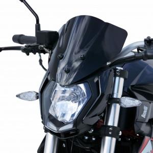 sport screen BN 125 2019/2020 Sport nose screen Ermax BN125 2019/2020 BENELLI MOTORCYCLES EQUIPMENT