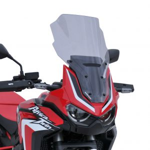 bulle touring africa twin CRF 1100 L 2020 Bulle touring Ermax Africa Twin CRF 1100 L 2020 HONDA EQUIPEMENT MOTOS