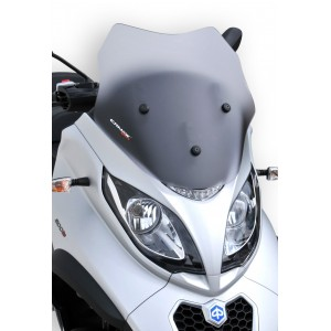 Ermax sport windshield MP3 2011/2018 Sport windshield Ermax MP3 125/300/400/500/500IE TOURING 2011/2018 PIAGGIO SCOOT SCOOTERS EQUIPMENT
