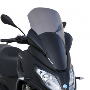 windshield MP3 300 HPE and HPE sport 2019/2020 Touring windshield Ermax MP3 300 HPE / HPE Sport 2019/2020 PIAGGIO SCOOT SCOOTERS EQUIPMENT