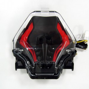 Tail light with LED MT 07 / FZ 07 2014/2017