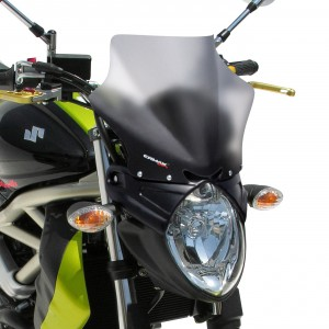 Ermax nose screen Gladius 2009/2015 Nose screen Ermax SVF GLADIUS 2009/2015 SUZUKI MOTORCYCLES EQUIPMENT