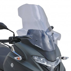 Ermax Touring windshield for TRICITY 300 2020/2021 Touring windshield Ermax TRICITY  300 2020/2021 YAMAHA SCOOT SCOOTERS EQUIPMENT