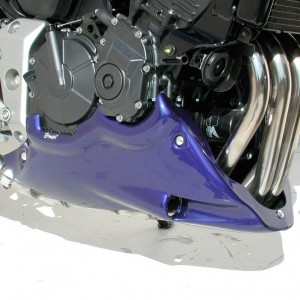 belly pan CBF 600 2004/2007 Belly pan Ermax CBF600 2004/2007 HONDA MOTORCYCLES EQUIPMENT