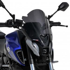 nose screen MT07 (FZ 7) 2021 Nose screen Ermax MT-07 / FZ-07 2021 YAMAHA MOTORCYCLES EQUIPMENT