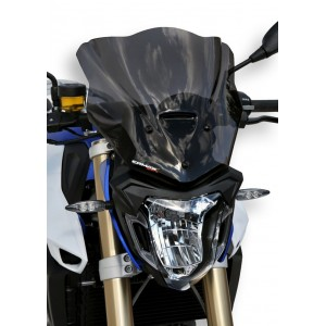 Ermax nose screen F 800 R 2015/2019 Nose screen 2015/2019 Ermax F 800 R 2009/2019 BMW MOTORCYCLES EQUIPMENT