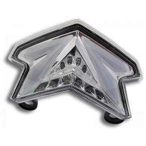 Feu arrière à LED Farol traseiro em LED Ermax Z 800 / Z 800 E  2013/2016 KAWASAKI EQUIPAMENTO DE MOTOS