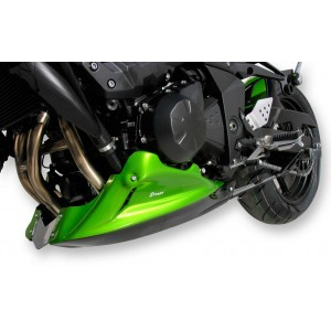 Ermax belly pan Z 750 2007/2012 Belly pan Ermax Z750N 2007/2012 KAWASAKI MOTORCYCLES EQUIPMENT