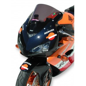 Aeromax ® screen CBR 1000 RR 2004/2007 Aeromax ® screen Ermax CBR 1000 RR 2004/2007 HONDA MOTORCYCLES EQUIPMENT