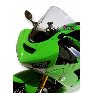 Aeromax ® screen ZX 6 R 2003/2004 Aeromax ® screen Ermax ZX 6 R 2003/2004 KAWASAKI MOTORCYCLES EQUIPMENT