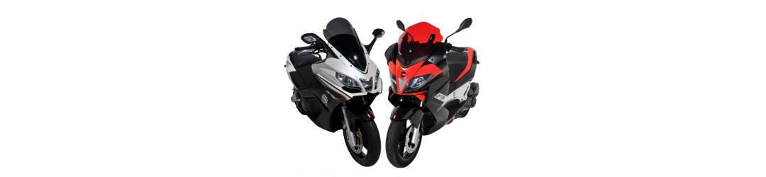 Accessoires Ermax pour scooters Aprilia