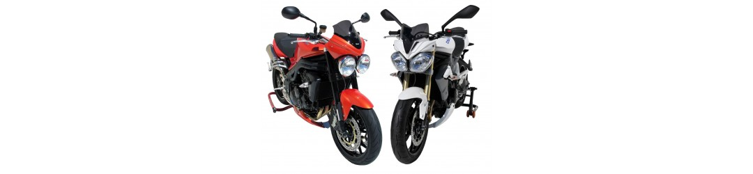 Ermax accessories for Triumph