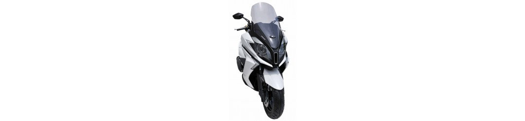 Accessoires Ermax pour Kymco Downtown 125 I / 350 I ABS 2015/2018