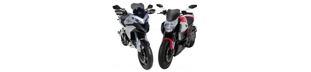 Accessoires Ermax pour Ducati