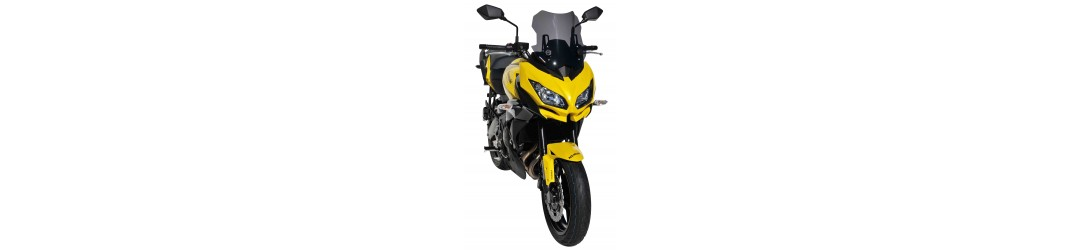 Ermax : accessoires Versys 650 2015/2018
