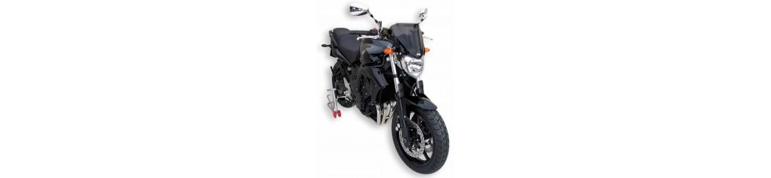 Accessoires Ermax pour Yamaha FZ6 / FZ6 S2 / FZ6 FAZER / FZ6 FAZER S2 2004/2010