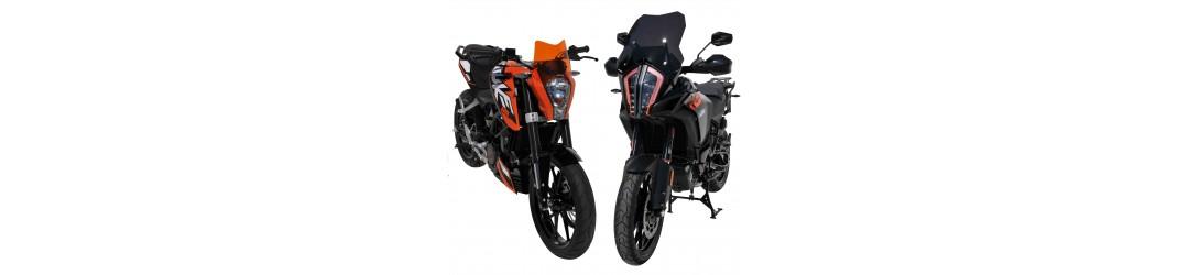 Accessoires Ermax pour KTM
