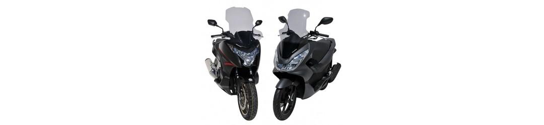 Accessoires Ermax pour scooters Honda