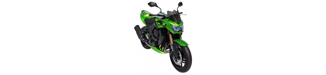 Ermax : accessoires Z750R 2011/2012